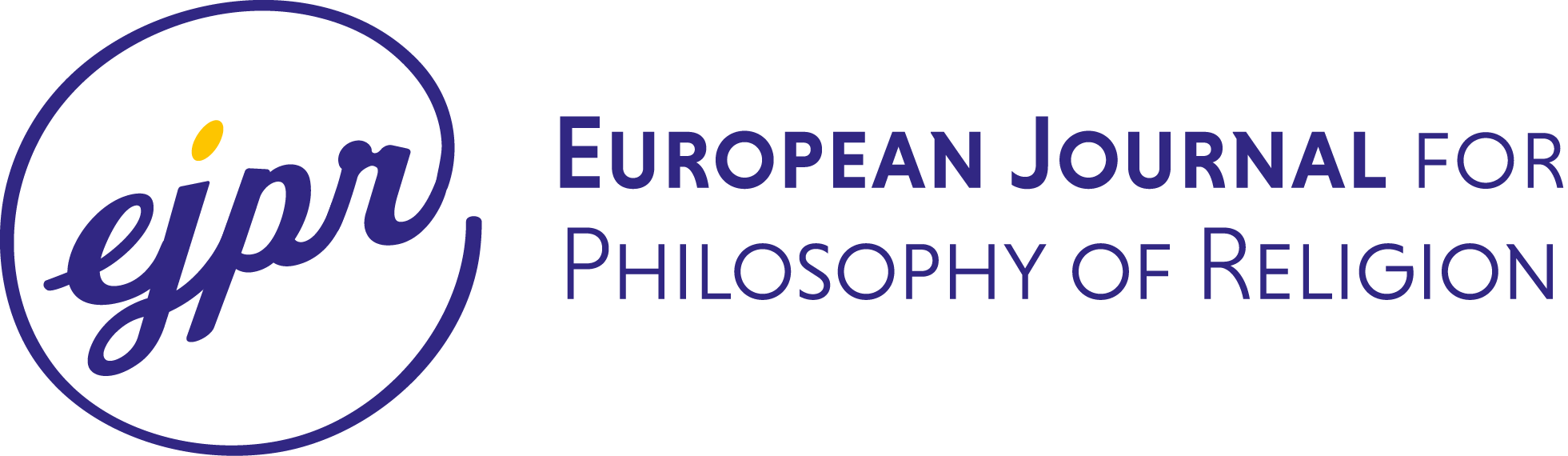 European Journal for Philosophy of Religion - Logo