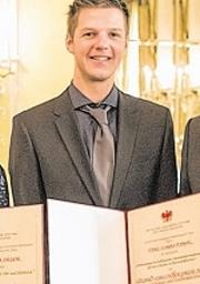 Photo of Lukas Mayr